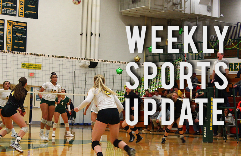Weekly Sports Update 10/15-10/20