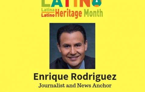 Emmy winning journalist Enrique Rodriguez discusses the importance of journalism for Latino Heritage Month.