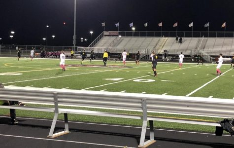 Overtime goal lifts boys' soccer to regional final
