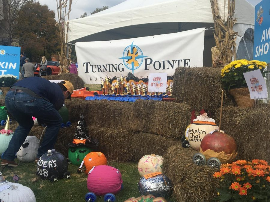 The+Turning+Pointe+Autism+Foundation+organizes+their+third+annual+Pumpkin+Race