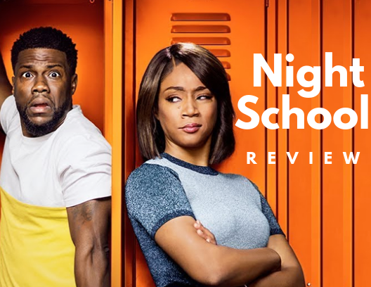 Night School is a disjointed comedy with a surprising amount of heart