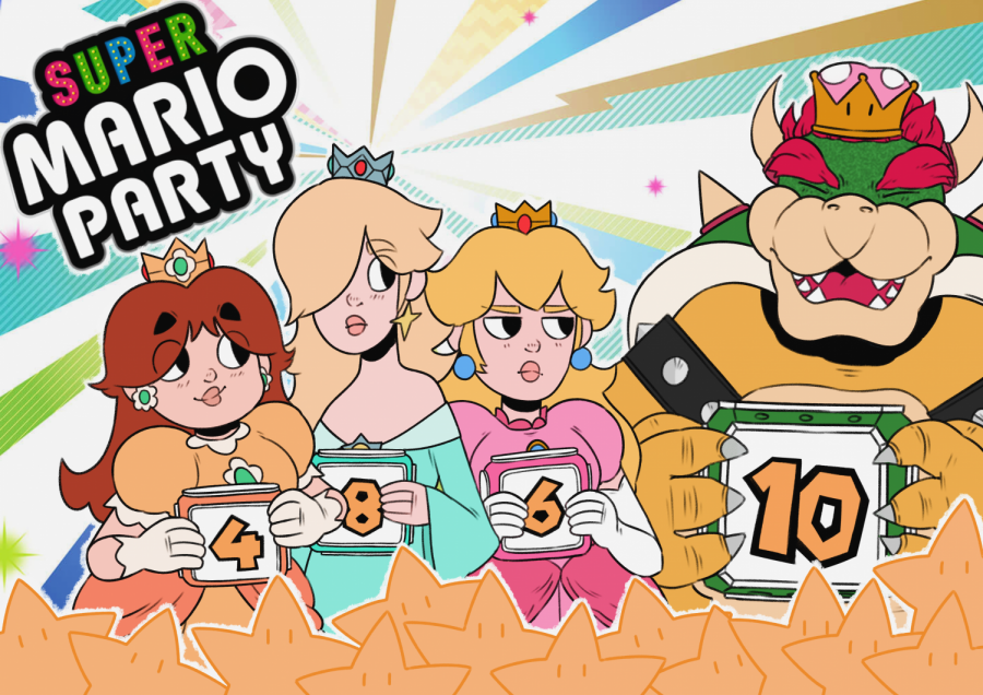 Super Mario Party brings the franchise back to the golden age