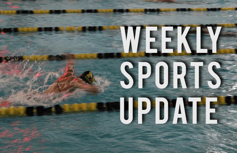 Weekly Sports Update 10/8-10/13