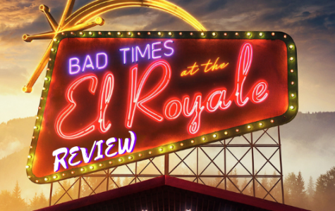 'Bad Times at the El Royale' is a suspenseful mystery with a killer ensemble cast