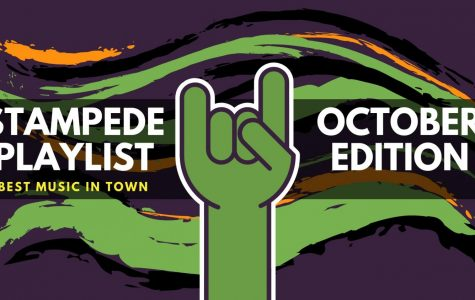 Stampede Staff Playlist: October Edition