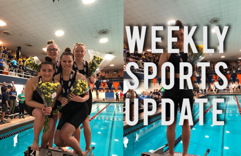 Weekly Sports Update: Spring Break