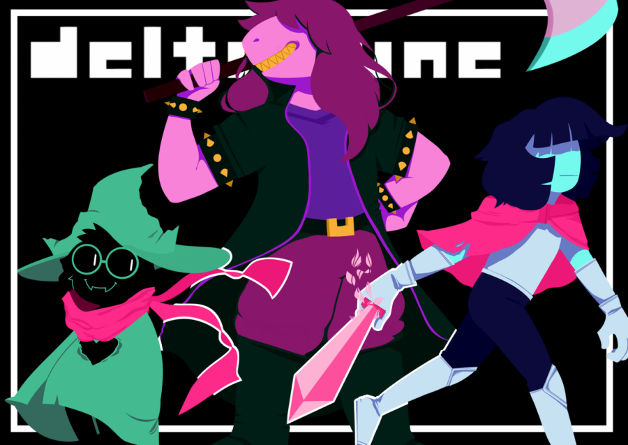 Your choices do not matter in Deltarune – METEA MEDIA