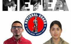 Humans of Metea: Deysi Paniagua and Brian Casares enlist for National Guard