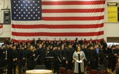 Veterans Day Assembly honors veterans and future service members