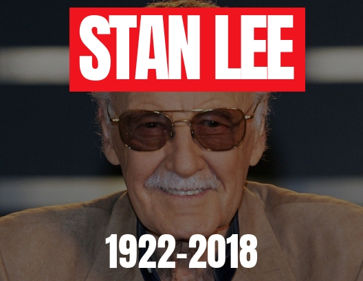 Stan Lee,  a former writer for Marvel Comics, recently passed away at age 95. His legacy with Marvel and the entertainment industry will always be remembered.