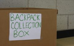 Key Club backpack drive helps students in need