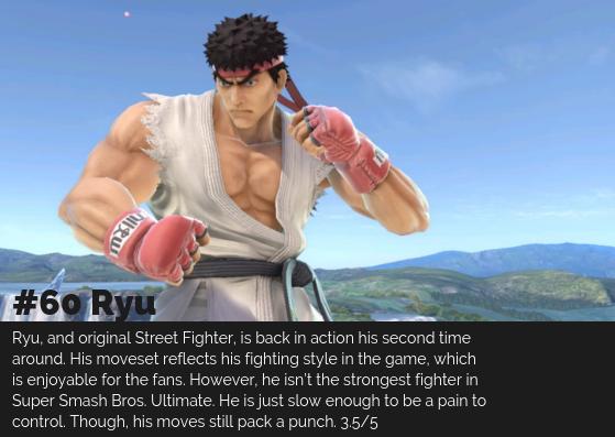 Super Smash Bros  Ultimate Kicks the Butts of Previous