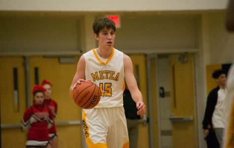 Boys' Basketball dominates Naperville Central in home opener