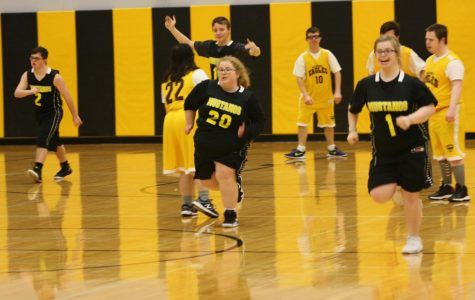 Positive vibes: Special Olympics give insight about the current basketball season