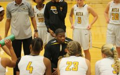 Girls' basketball continues to persevere despite adversity