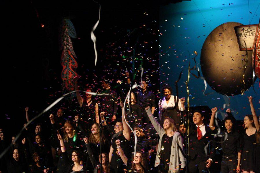 Music department brings back alumni for Encore concert