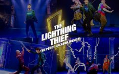 The Lightning Thief: The Percy Jackson Musical starts its national tour in Chicago