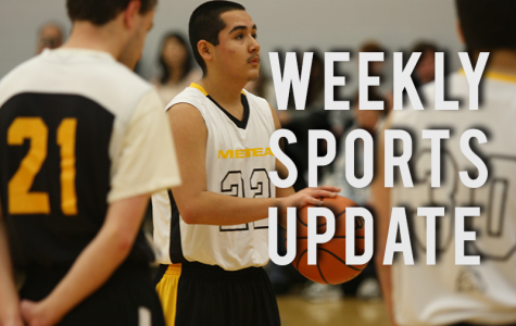 Weekly Sports Update 12/3 – 12/8