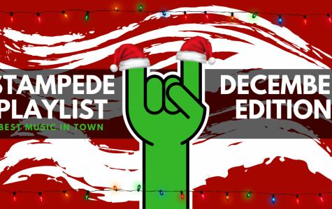Stampede Staff Playlist: December Edition