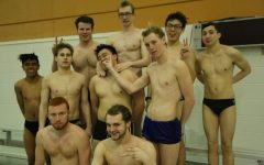 Gallery: Boys' swim senior night