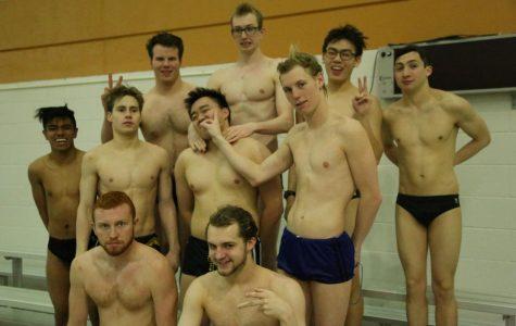 Gallery: Boys' swim senior night