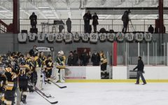 Gallery: Boys' hockey senior night