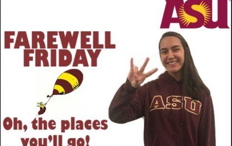 Farewell Friday: Natalie Baker
