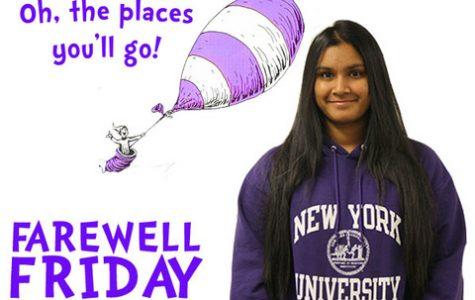 Farewell Friday: Veda Keda