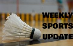 Weekly Sports Update 3/10 – 3/16