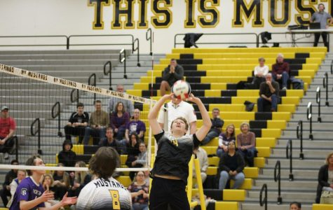 Boys' Volleyball falls short in home opener