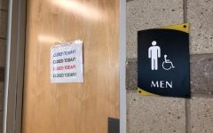 Boys' bathrooms closed to curb misuse