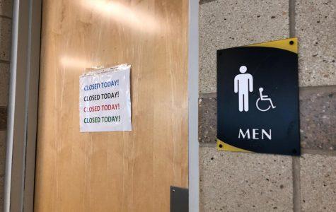 Boys' bathrooms closed to curb misuse