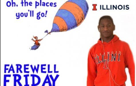 Farewell Friday: Phillip Sims