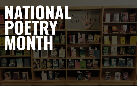 Poetry month has sprung up at MVHS