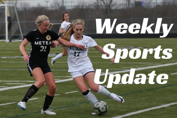 Weekly Sports Update 4_15-4_19