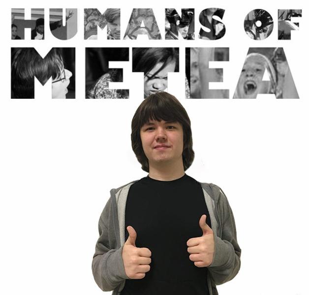Humans of Metea: Zachary Cook