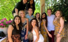 Class of 2019 say goodbye at senior brunch