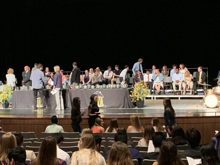 Black and Gold honors Metea seniors