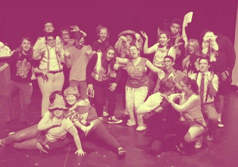 Gallery: March Mustang Improv Show