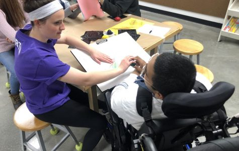 Adapted art classes would provide creative outlet for students with disabilities