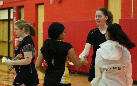 Girls' Badminton