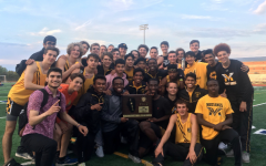 Boys' track makes history with a sectional title
