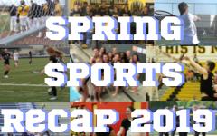 Spring Sports Recap 2019