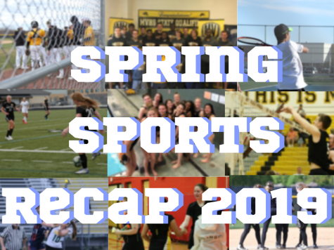 Athletes plan to improve and demonstrate success during their upcoming spring seasons