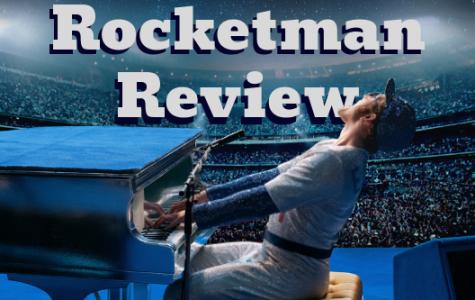 Taron Egerton soars to new heights as Elton John in 'Rocketman'