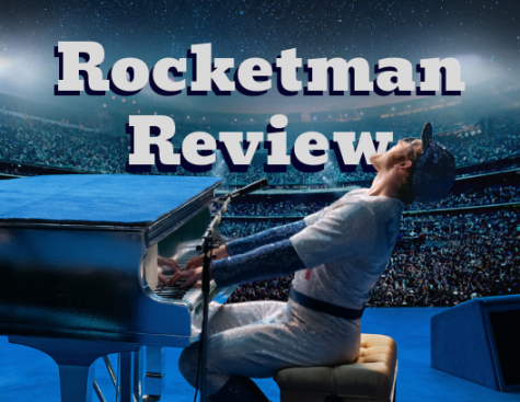 Taron Egerton soars to new heights as Elton John in 'Rocketman'