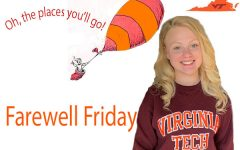 Farewell Friday: Anna Klewicki