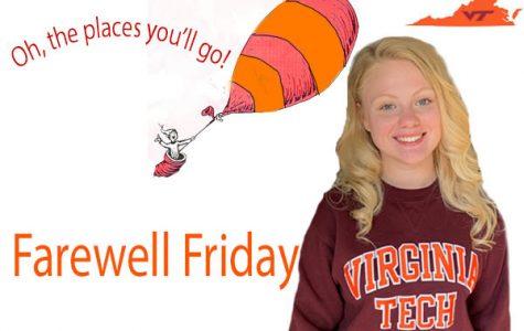 Farewell Friday: Anna Klewicki