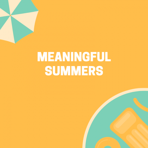 Meaningful Summers aims to help students better their community this summer