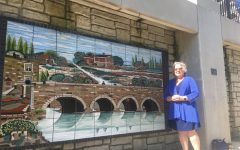 Public art in downtown Naperville increases the town's appeal